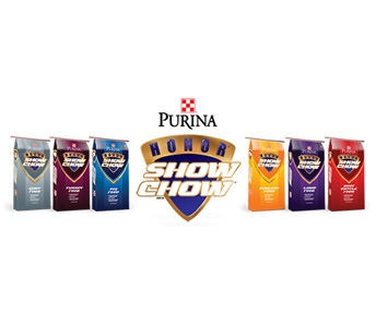 Purina Honors Show Chow Rabbit Feed