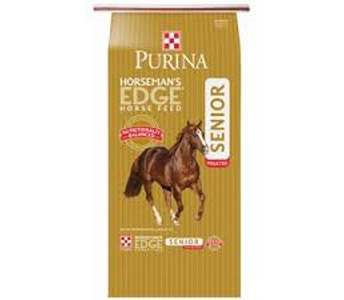 Purina Horseman's Edge Senior Horse Feed