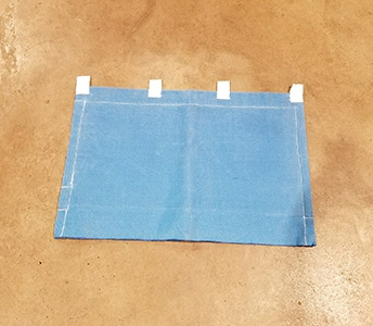 RECTANGULAR DUST BAG