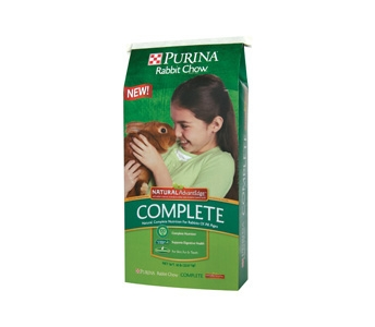 Purina Rabbit Chow Complete Rabbit Food