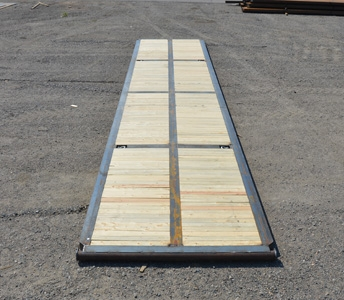 Rig Mats of America 8′ x 40′ Block with Shackles