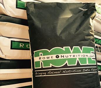 Rowe Nutrition Rabbit Feed