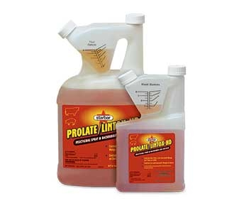 STARBAR PROLATE/LINTOX-HD INSECTICIDAL SPRAY & BACKRUBBER FOR LIVESTOCK