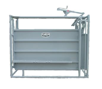 Pearson Livestock Equipment 8′ Adjustable Alley