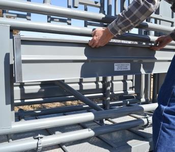 Pearson Livestock Equipment Side Boards