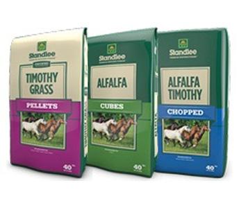 Standlee Premium Bagged Hay or Alfalfa