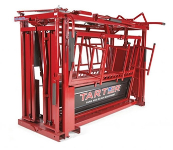 TARTER CATTLEMASTER SERIES 9 HINGED REMOVABLE TOP-SIDE ACCESS PANELS