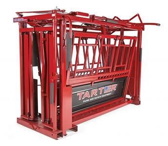 Tarter CattleMaster Series 9 Heavy Duty Chute