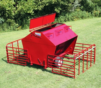 Tarter 140 Bushel Portable Creep Feeder