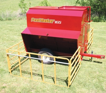 Tarter 165 Bushel Portable Creep Feeder