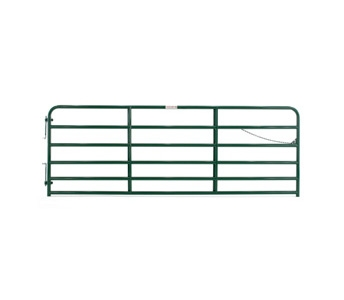 Tarter 2″ 6 Bar Extra Heavy Duty Bull Gate