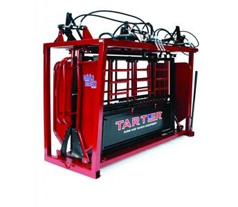 Tarter CattleMaster Series 12 Hydraulic Chute