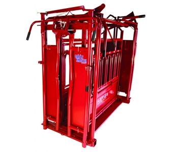 Tarter CattleMaster Series 6 Heavy Duty Chute