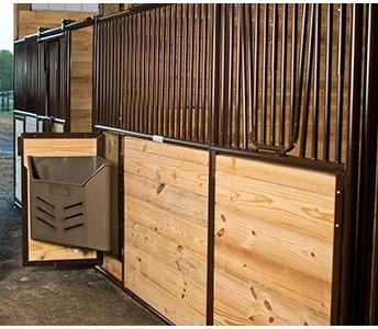 Tarter Equine Elite Horse Stall