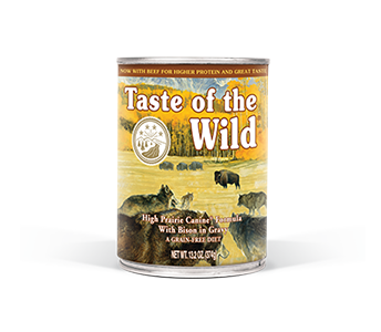 Taste of the Wild High Prairie Canine Canned Food