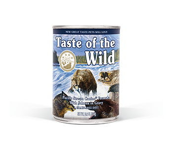 Taste of the Wild Pacific Stream Canine Canned Food