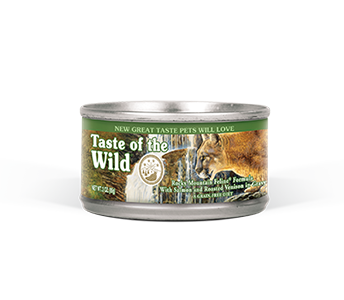 Taste of the Wild Rocky Mountain Feline Canned Food