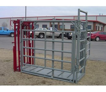 WW Livestock Systems Clipping Chute