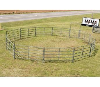 WW Livestock Systems Riata Round Pen