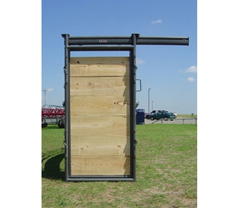 WW Livestock Systems Wood Stock Sliding Door