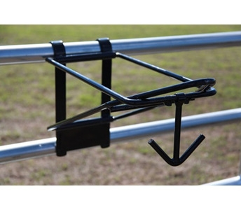 WW Livestock Systems Saddle Rack