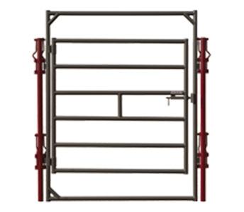 WW LIVESTOCK SYSTEMS CLASSIC 48″ GATE-IN-FRAME