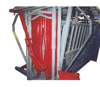 WW Livestock Systems Hydraulic Head Bender