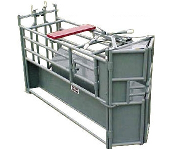 WW Livestock Systems Roping Chute