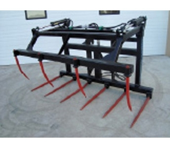 Weiss Master Heavy Duty 6 Tine Grapple Fork