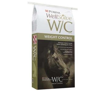 Purina WellSolve Weight Control Horse Feed