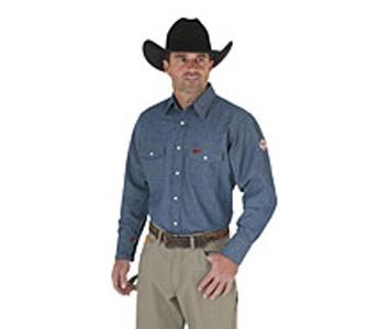 Wrangler FR Men's Shirts